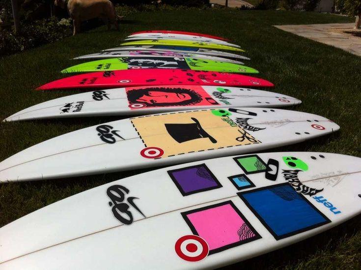 Kohole surfboards