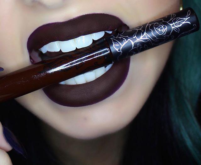 25+ best ideas about Dark lipstick on Pinterest   Dark matte ...