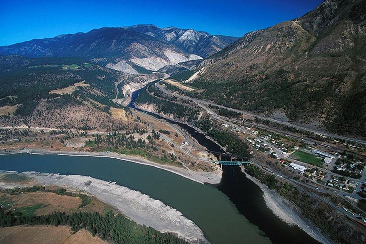 Image result for fraser river lytton