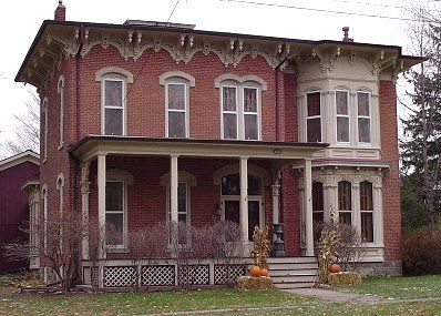 18 best italianate homes plantations images on pinterest for Italianate homes for sale