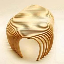 Bent Plywood longe chair by Alvar Aalto_ 1931-1932
