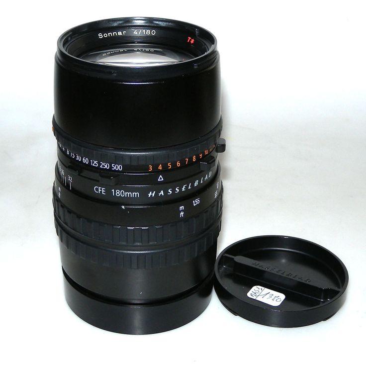 HASSELBLAD 180/4 SONNAR CFE BEL ETAT HASSELBLAD MRS1/N°8891878 : vente d'appareils photo de collection et d'occasion : french-camera.fr