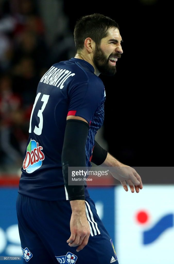 Sweden V France Ehf Euro Croatia 2018 Photos And Premium High Res Pictures Handball Croatia France