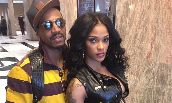 Sick And Tired Of Being Sick And Tired: Joseline Hernandez Torched Stevie J's Things In A Jealous Rage! - The Shade Room