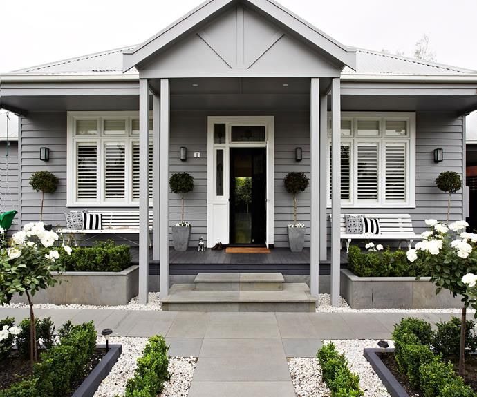 How to Create a Welcoming Front Garden | HOMES