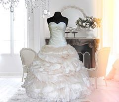 Haute Couture ball gown for rent in Metro Manila.