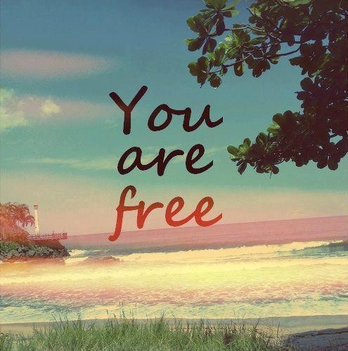 U are free