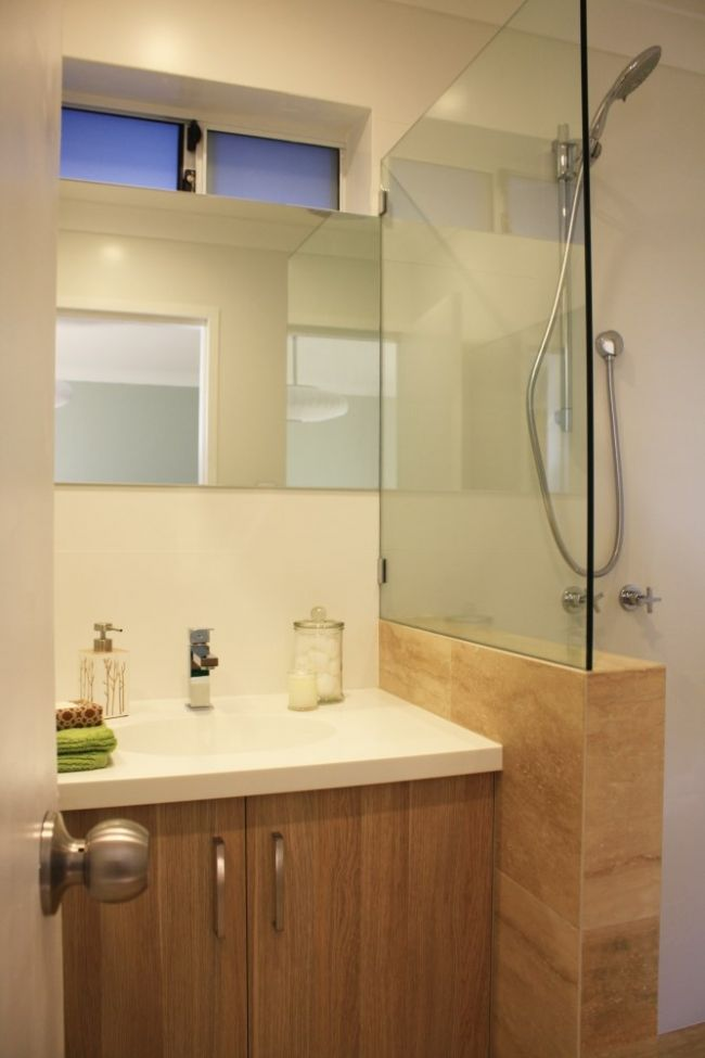 Renovating Our Really Small Bathroom House Nerd Blog Pinterest Small Bathroom House And Bath