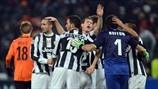 Players (Juventus) Shakhtar 0-1 Juventus. [05.12.12]