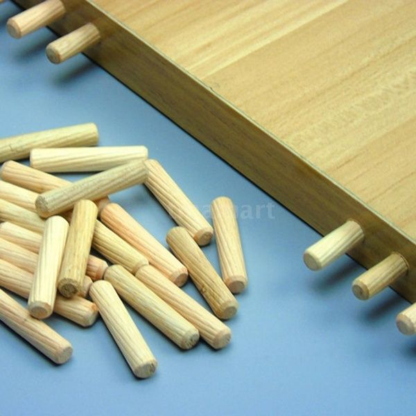 100pcs Dowel Wood Dowels Fluted Wooden Dowels Dowel Pins Fluted Pins For Furniture Cabinets 6 8 10mm Wish Furniture Design Wooden Wooden Cabinet Furniture