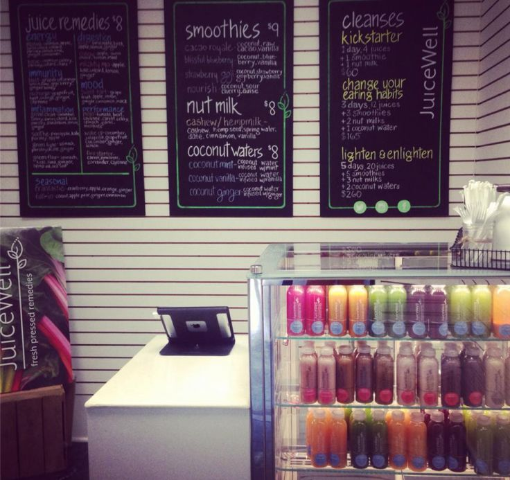 3 new indie juice bars open in downtown Manhattan | Well+Good NYC