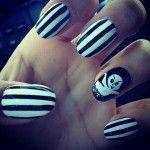 cool nail designs - 70 Cool Nail Designs  <3 <3