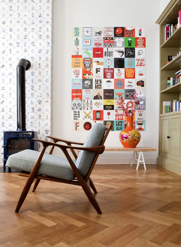 Make your own wall decoration with ixxi