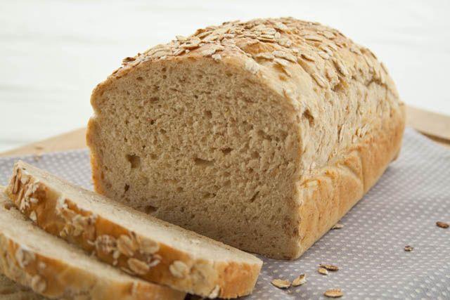 Opskrift på nemt hverdags brød • Sweet Country Life