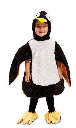 Disfraz de Pingüino Peluche bebé