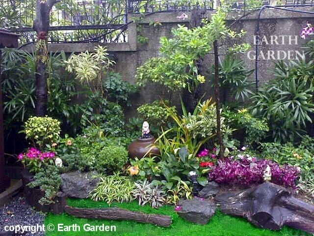 Image gallery earth garden for Gallery garden designs best of 2010