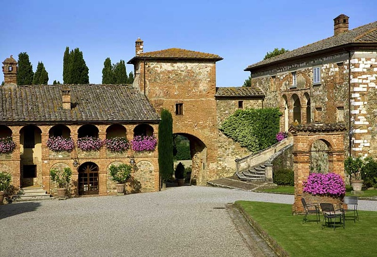 Boutique Hotels Siena Tuscany