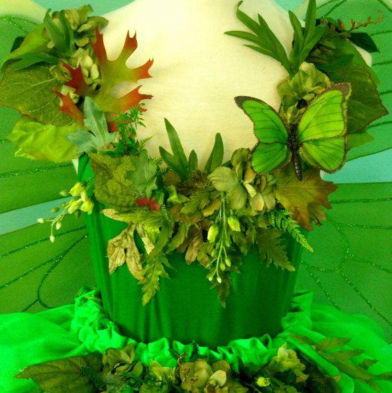 Pre Halloween SALE adult Fairy Costume Woodland by FairyNanaLand