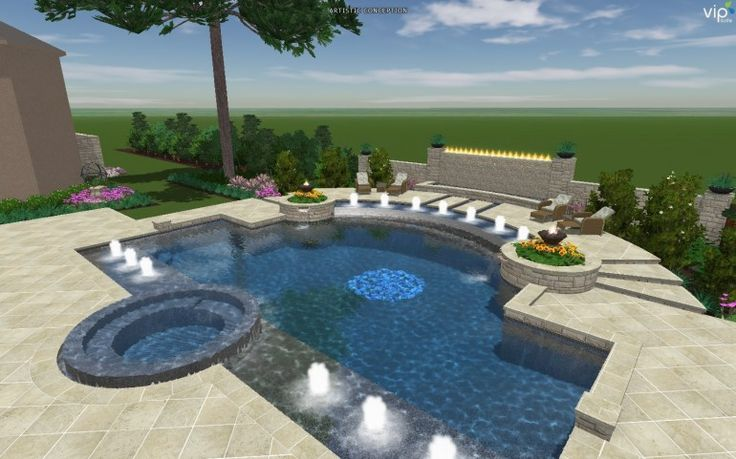 48 Best Pool Studio 3D Images On Pinterest Swiming Pool 400 x 300