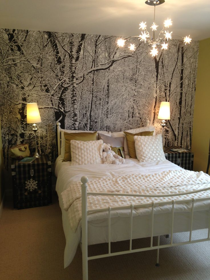 11 best Forest theme room images on Pinterest Winter forest bedroom  England. Forest Themed Bedroom. Home Design Ideas