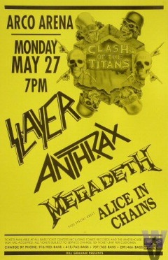 http://ononeonline.com-Slayer, Anthrax, Megadeth, Alice In Chains