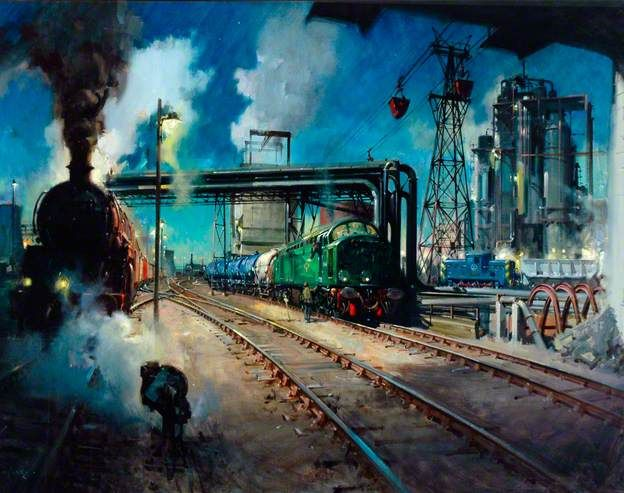 BBC - Your Paintings - Terence Tenison Cuneo