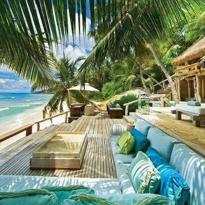 2775 best at the beach house decor images on pinterest for Beach house designs new zealand