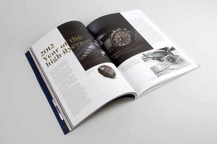 HOT Magazine inner page