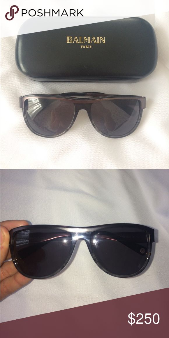 Balmain sunglasses Great condition Balmain sunglasses, male or female Balmain Accessories Sunglasses