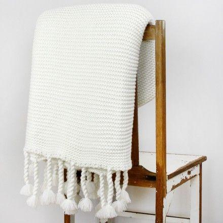 Chunky Knit - Cream