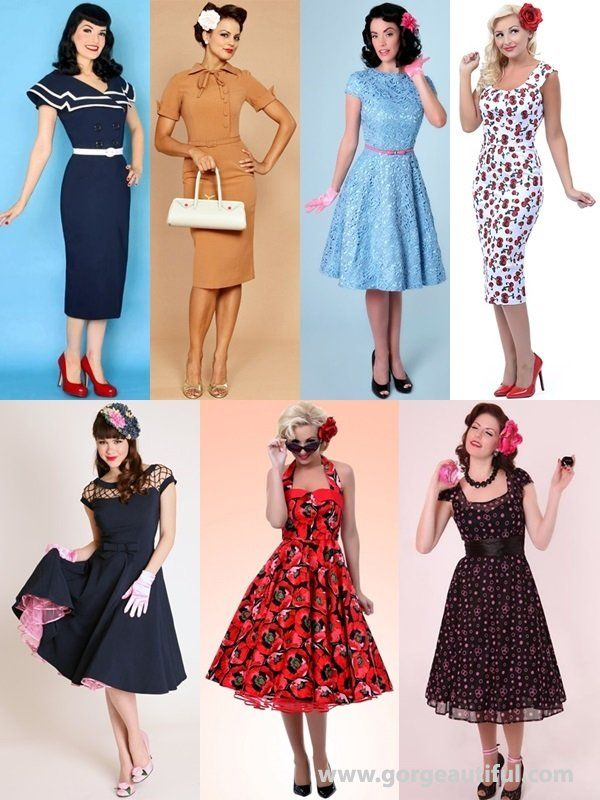 Best 25 50s costume ideas on pinterest diy 50s for 1950s wedding guest dresses