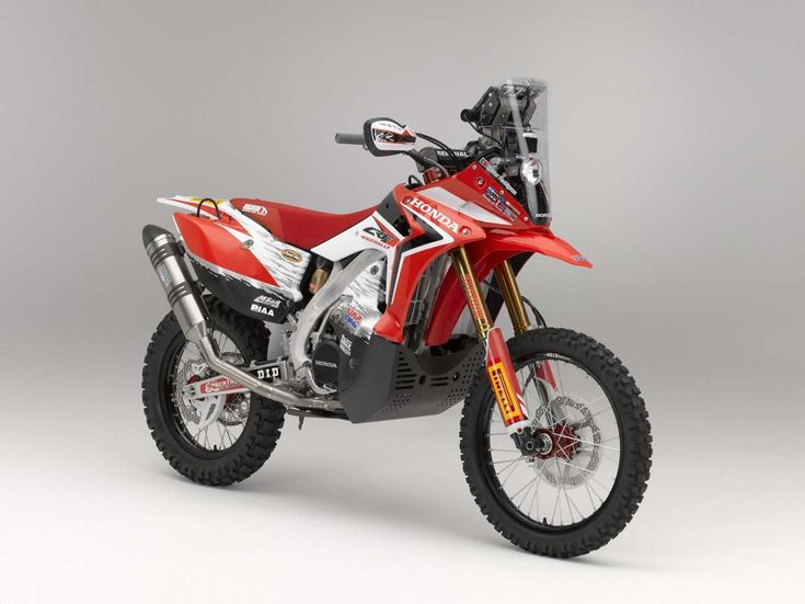 2013 Honda CRF450 Rally Dakar