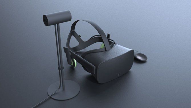 Oculus leaks images of consumer Oculus Rift prior to press conference