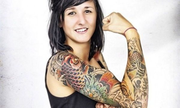 35+ Best Arm Tattoos For Girls
