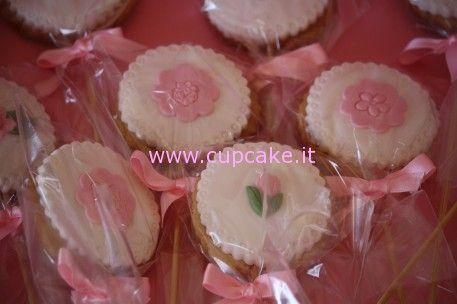 Biscotti Decorati per Battesimo  feste eventi