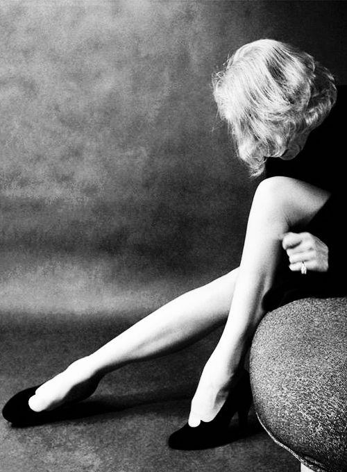 Marlene Dietrich by Milton Greene, 1952