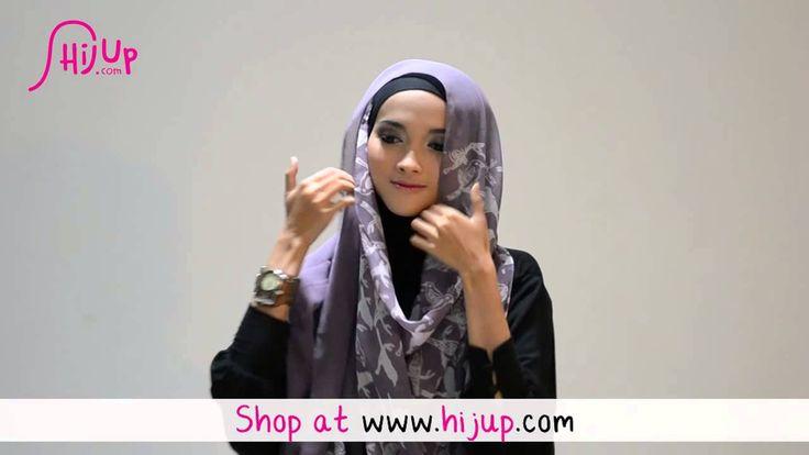 Hijab Tutorial Style 60 by HijUp.com