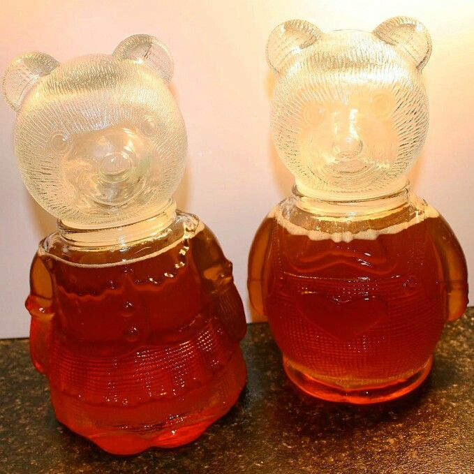 www.mahakobees.com NEW RAW HONEY glass honey bear teddy jars. BOY and GIRL honey jars. Beautiful glass #honey bear 250gram jars we found and are trialling - cost is $3 each. What do you think? Kids should love these no? What are your thoughts? Is $3 too much? Would you pay this much to put a smile on your child's face? We did, and it was worth every penny!