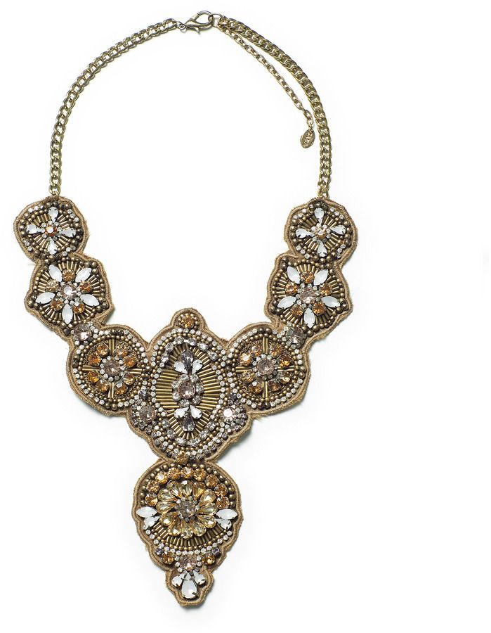 20 39 S Style Diamante Necklace Popjewls Pinterest 20s Style Style And Action