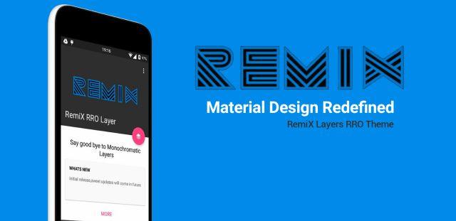 Remix Layers Theme v5.0