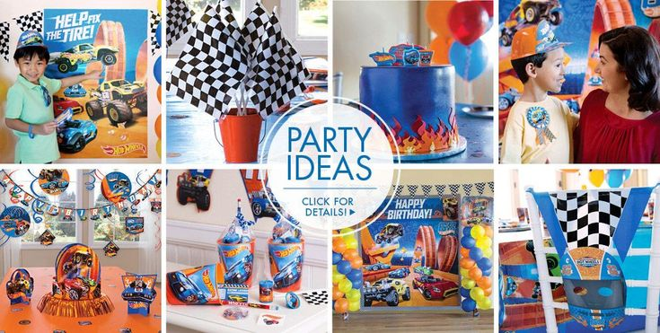17 best ideas about hot wheels party on pinterest hot for Bag decoration games