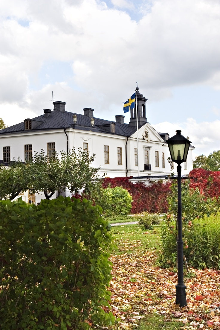 Gimo Herrgård (Mansion) - hotel in the region of Roslagen in Uppland.