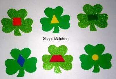 St. Patrick's Day ActivitiesPreschoolthink Greenstpatti, Irish Heritage, Toddlers Activities, Preschool St, Preschool Ideas, St Patricks Day, Matching Games, Games Activities Crafts, Diy St