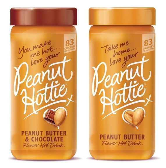 The drink of your dreams has arrived - Peanut Butter Hot Chocolate
