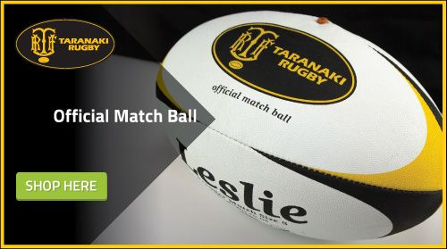 Official LeslieRugby Rugby Ball of the Taranaki Rugby Union New Zealand- shop here http://tinyurl.com/y9w8znlg