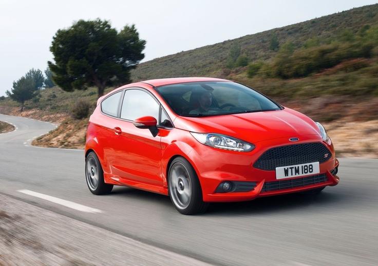 Ford Fiesta ST 2013! The new super mini car