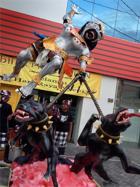 Ogoh ogoh festival
