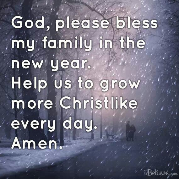 Happy New Year Religious Quotes: HOL-Christmas/New Year