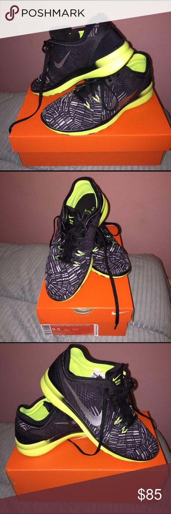 first rate 8da3b f56df Womens Nike Free 5.0 Training Fit ...