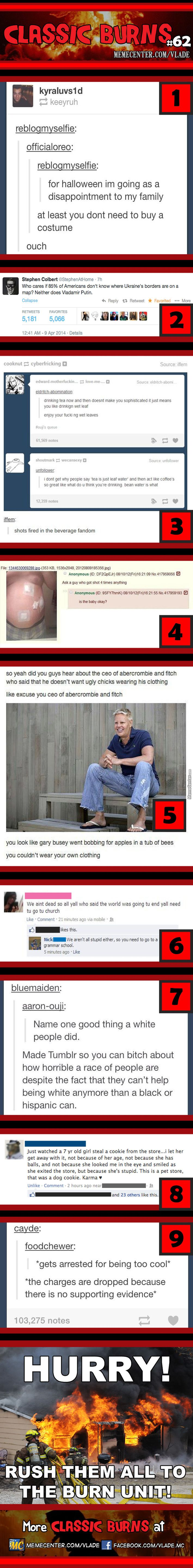 Pinning all for #5. I nearly had to call 911 I was laughing so hard. Hilarious and accurate.